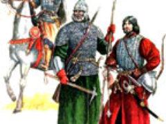 Победа русского войска над турецко-татарским при осаде Астрахани