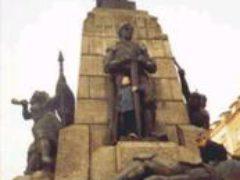 Битва при Грюнвальде, в которой польско-литовско-русские войска разгромили армию Тевтонского ордена, остановив его «дранг нах остен»