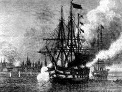 Турция объявила войну России. Начало Крымской войны (1853-1856)