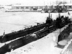 Указом Императора Николая в состав ВМФ России были включены подводные лодки. День моряка-подводника