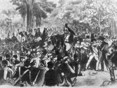 Покушение польского революционера Березовского на жизнь Императора Александра II в Париже