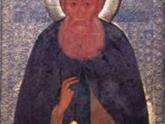 Преставление прп. Александра Свирского Чудотворца