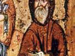 Прп. Антония Печерского († 7.5.1073)