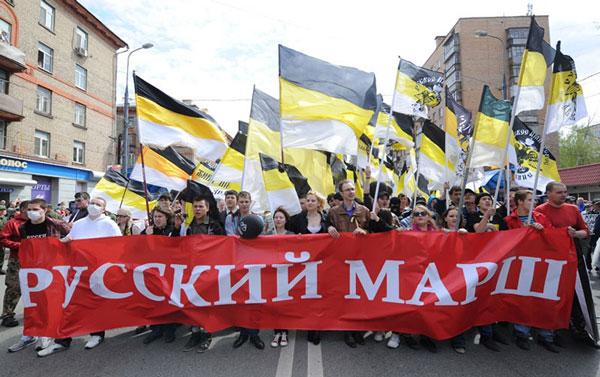 Русский марш. Кого защищают правозащитники