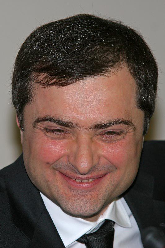 В. Сурков