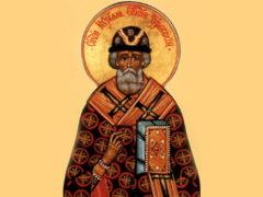 Преставился святитель Кирилл, епископ Туровский, знаменитый писатель и проповедник
