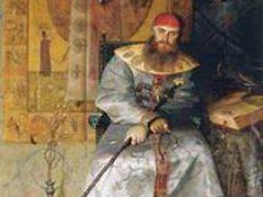 Скончался Царь Алексей Михайлович