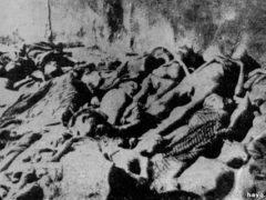 Начало тотального турецкого геноцида армян