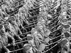 Нападение гитлеровской Германии на СССР в день Всех Святых, в Земле Российской просиявших
