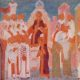 На II Вселенском Соборе утверждено учение о Святой Троице и окончательно утвержден Символ веры